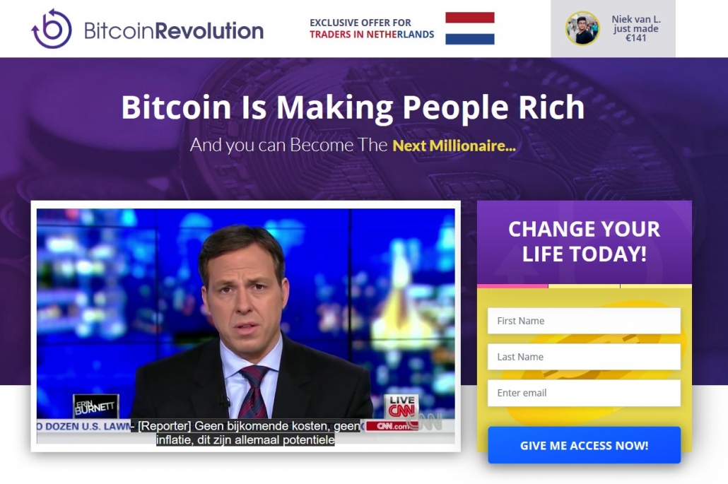 Bitcoin Revolution NL