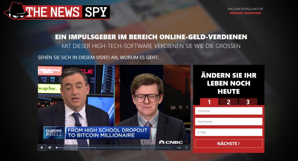 the news spy erfahrungen